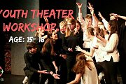 Youth Theater Workshop Ages 15-18