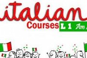 Italian L1 - AM / PM courses