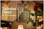 Valentine's Dinner at Views bistro