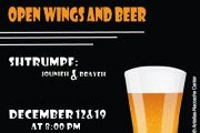 Open Wings & Beer at Shtrumpf - Christmas Fundraising Activity