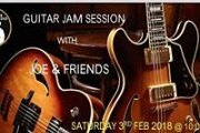 Guitar Jam Session with Joe & Friends