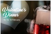Valentine's Dinner at Bay Lodge Boutique Hotel