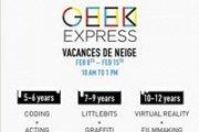 Vacances De Neige at Geek Express
