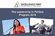 The Leadership in Politics Program 2018
