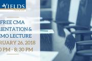 Free CMA Orientation & Demo Lecture