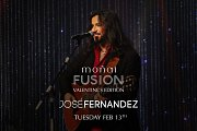 Jose Fernandez live at Monai on Valentine