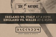6 Nations Live - Round 2