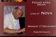 Abboud & The Band LIVE at Nova