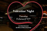 Valentine Night at Bou Melhem Restaurant