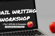 Email Writing Workshop by Just Say It