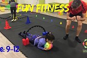 Fun Fitness For ages 9-12