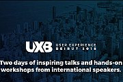 UXB 2018 - Lebanon's ​first ​global ​UX ​event