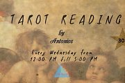 Tarot Reading Cards Available by Appointment