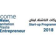 cewas Start-up Programme, Lebanon 2018