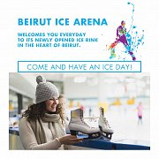 Beirut Ice Skating