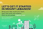 Startup Weekend Mount Lebanon Ag Food Water Innovation