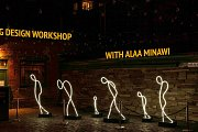 Lighting Design Workshop Conducted by Alaa Minawi