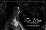 Live Music with Don Lydon