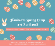 Hands-On Spring Camp