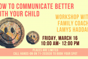 How to Communicate Better with Your Child
