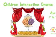 Children Interactive Drama at Hands-On