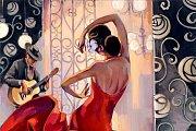 Flamenco Women Night with Live Gipsy Greg Band at Alessandra Di Sicilia pub