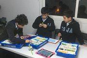 Special Session Lego robotics at WindMill Jounieh