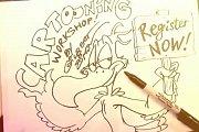 8-hours Cartooning Workshop