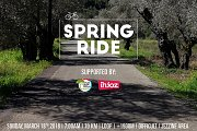 Spring Ride with PolyLiban