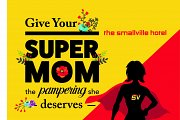 Give Your Super Mom the Pampering she Deserves