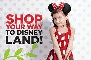 Shop Your Way to Disneyland