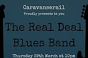 The Real Deal Blues Band - LIVE at Caravanserail