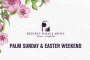 Palm Sunday and Easter Weekend at Regency Palace Hotel