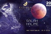 Salah Halime at Eclipse