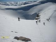 Snowshoeing Trip Ouyoun El Siman, Kafardebian with BLUE CARROT ADVENTURES & I-HIKE