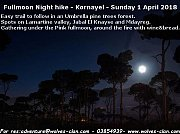 Fullmoon Nighthike Kornayel with Wolves Clan