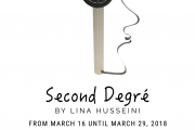Second Degré | Solo Exhibition by Lina Husseini