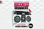 Rockness Drummers