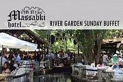 Sunday buffet @ River Garden Restaurant  Sunday Buffet