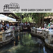 Sunday buffet @ River Garden Restaurant  Sunday Buffet