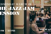 The Jazz Jam Session at Salon Beyrouth