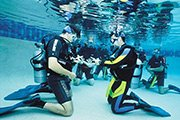 SCUBA Diving Training - CMAS NAUI PADI