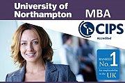University of Northampton (CIPS Accredited) MBA Webinar Bahrain