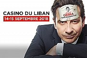 Laurent Gerra live in Concert at Casino du Liban