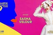 Plastik POP Night ft. Sasha Velour