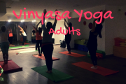 Vinyasa Yoga with Lara Ghibril