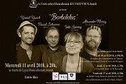 "Jazz Concert: ""Borboletas"""