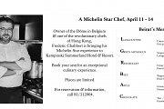 A Michelin Star Chef At Kempinski Summerland Hotel & Resort
