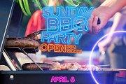 Sunday BBQ Party at Tonic Café Bar