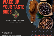 Coffee Tasting with Newtown Coffee